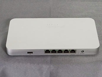 Cisco Meraki MX64 Cloud-Managed Security (Hardware Only)