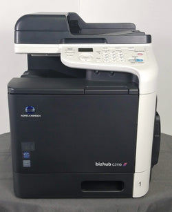 Konica Minolta Bizhub C3110 Copier Printer Scanner