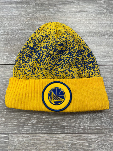 NEW ERA GOLDEN STATE WARRIORS BEANIE