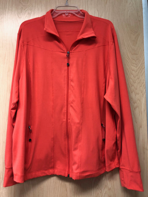 SUSAN LUCCI CORAL LOUNGE JACKET 3X - wearhouseconsignment
