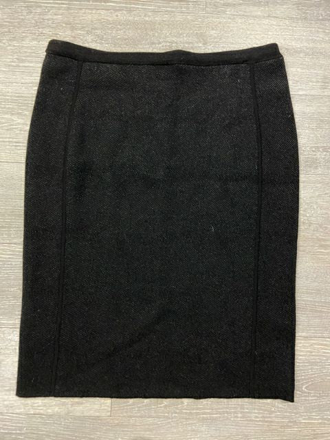 NWT EILEEN FISHER STRETCH KNIT WOOL SKIRT SIZE LARGE