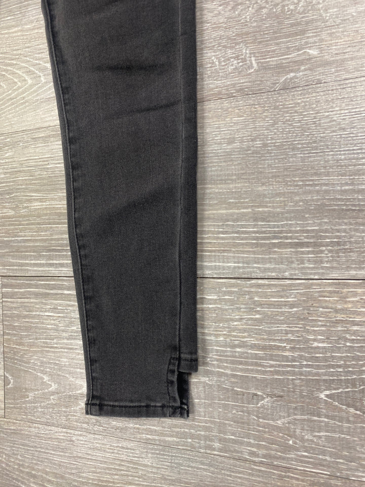 JUSTBLACK SIDE PANEL CUTOUT SKINNY JEANS SIZE 26