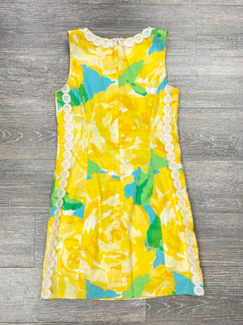 LILLY PULITZER MILA IN SUNGLOW DRESS 00