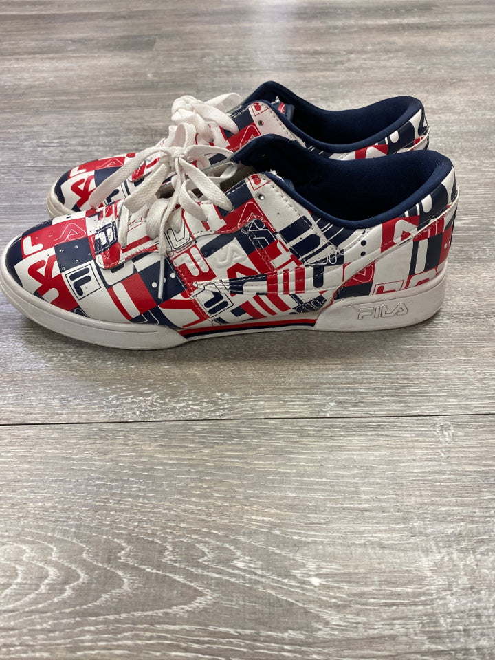 FILA ORIGINAL FITNESS ARCHIVE PRINT SNEAKERS SIZE 12