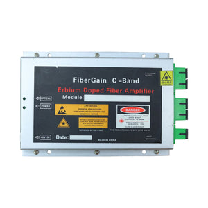 Mini EDFA (Erbium-doped Fiber Amplifier) 16dBm × 4 PORT