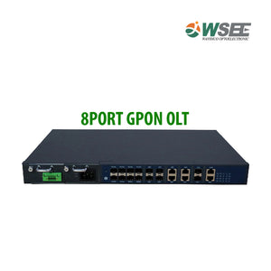 8PORT GPON FULLY LOADED OLT