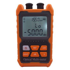 MINI Optical Power meter 4 in 1 (OPM+VFL+TORCH+NETWORK TESTER)