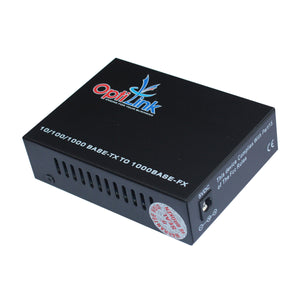 Optilink Gigabit Ethernet Media Converter