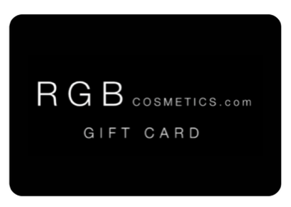 RGB COSMETICS Gift Card