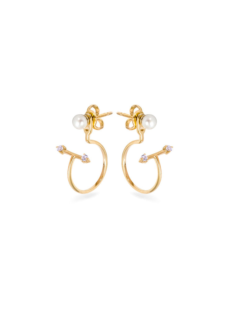JEWELLERY - Earrings Smith/Grey cguGqx