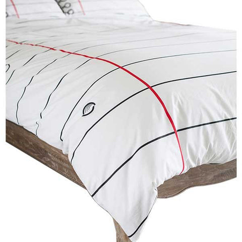 DOODLERS WRITABLE DUVET COVER