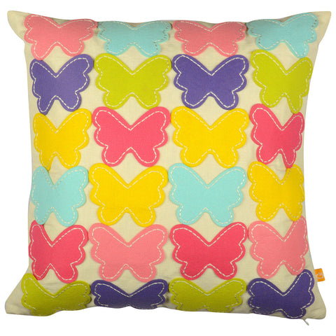 FLUTTER POP CUSHION COVER