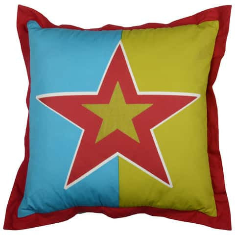 DUAL STAR CUSHION COVER