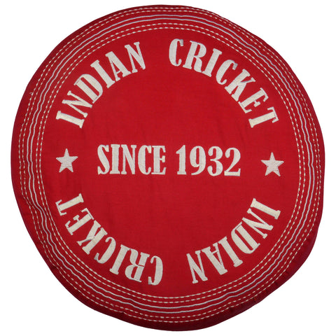 CRICKET ROUND CUSHION