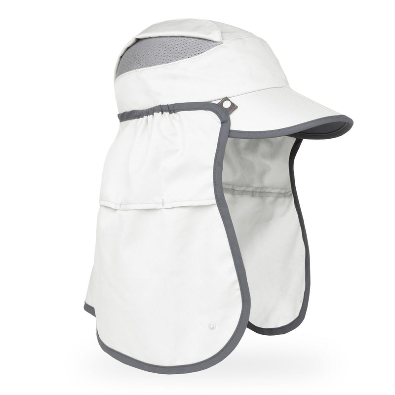 Sun Guide Cap - White
