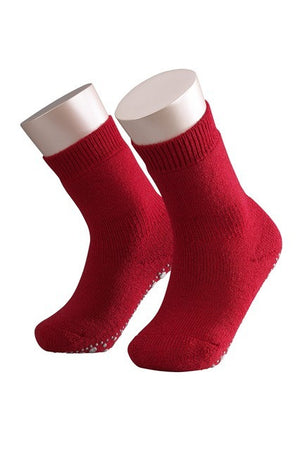 Falke Kids Slipper Socks - Red