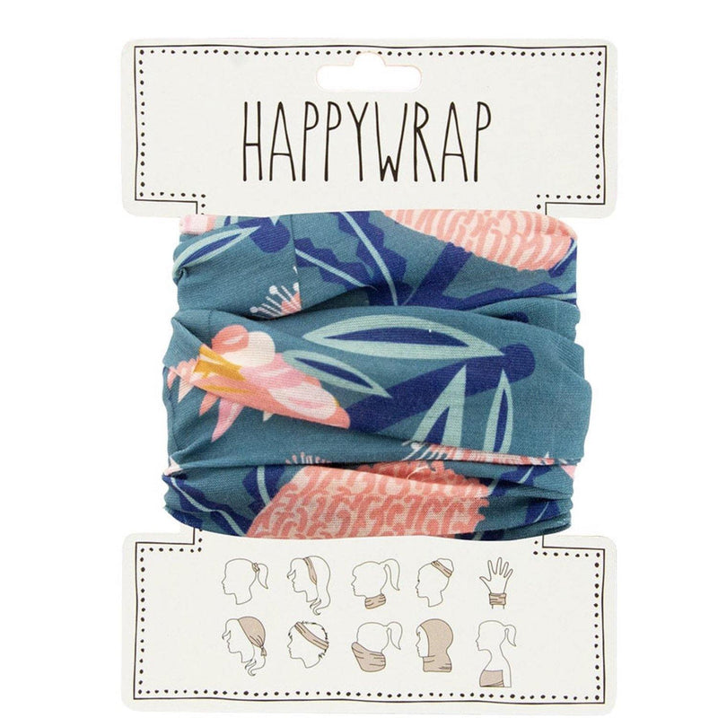 Annabel Trends Happy Wrap - Aussie Flora Khaki