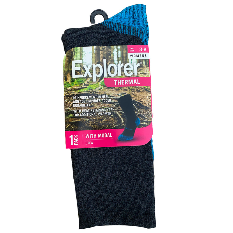 Explorer Woman's Thermal Socks