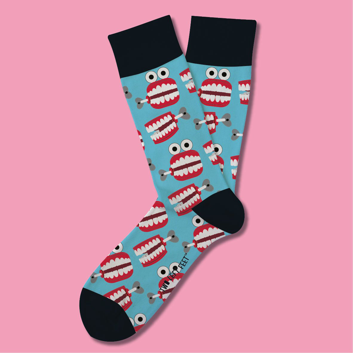 Two Left Feet® Chatterbox Everyday Socks