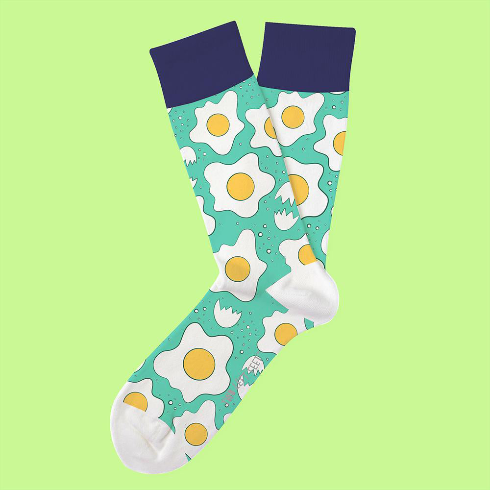 Two Left Feet® Sunny Side Up Everyday Socks