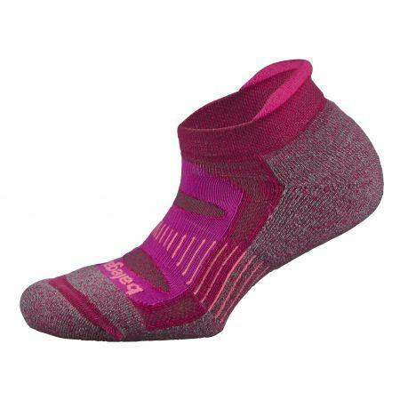 Balega Blister Resist No Show - Fuschia