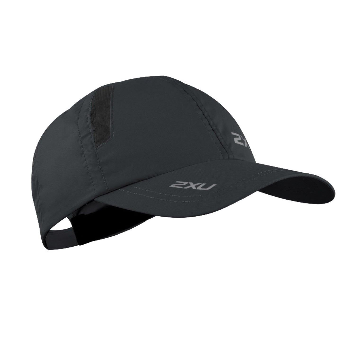 2XU Running Cap - Black