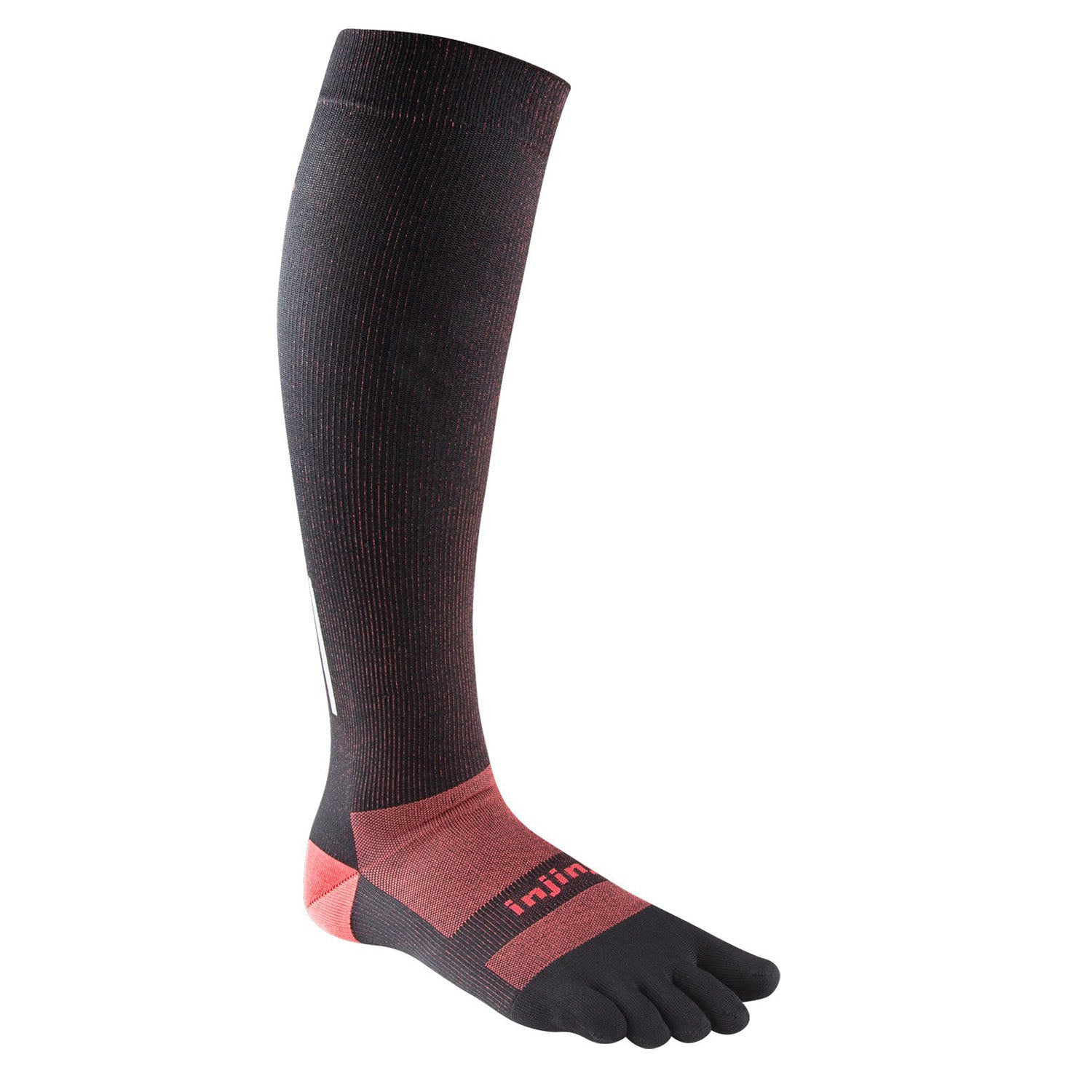Injinji ULTRA Compression Socks - Black