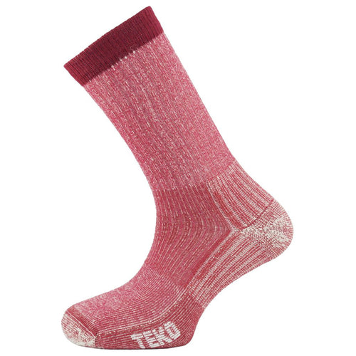 Teko Merino Light Hiking Socks - Red