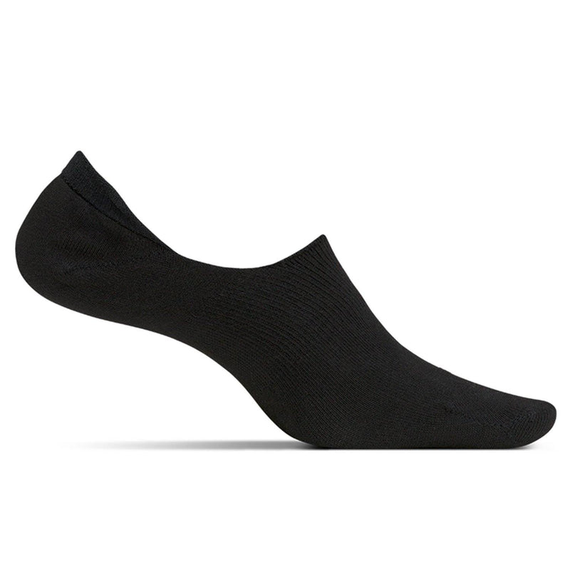 Feetures! Everyday No Show Socks - Black