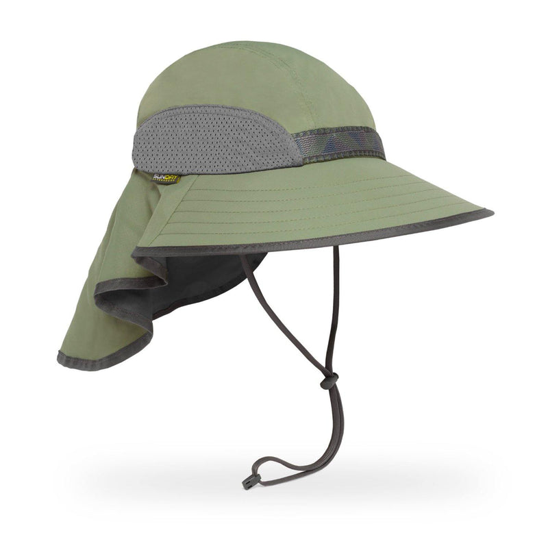 Adventure Sun Hat - Eucalyptus
