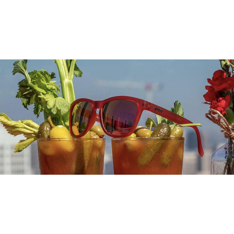 Goodr Sunglasses - Phoenix At A Bloody Mary Bar
