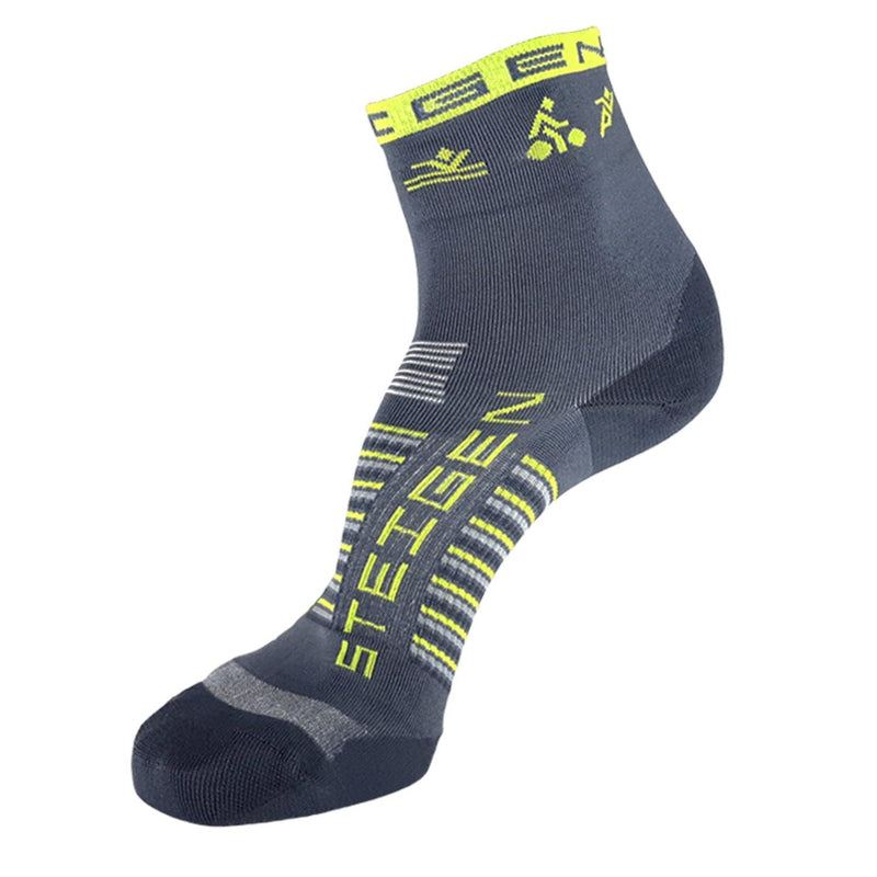 Steigen Running Socks 1/2 Crew - Triathlon