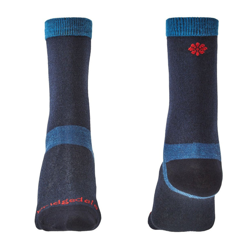 Bridgedale Women's Coolmax LINER Socks (Navy)