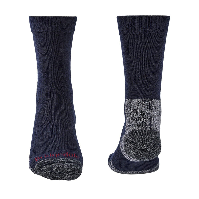 Bridgedale MERINO Performance HIKE Socks (Lightweight Navy)