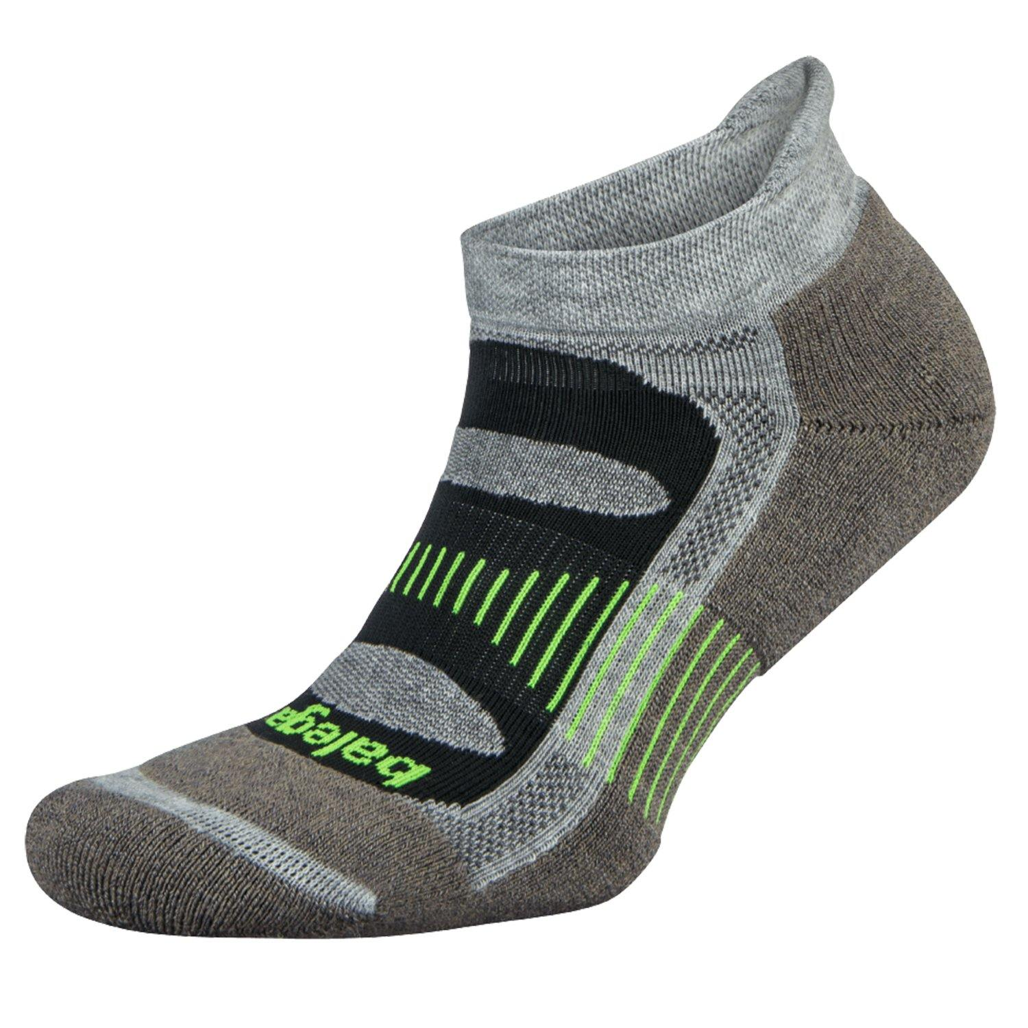 Balega Blister Resist No Show Socks - Mink/Grey