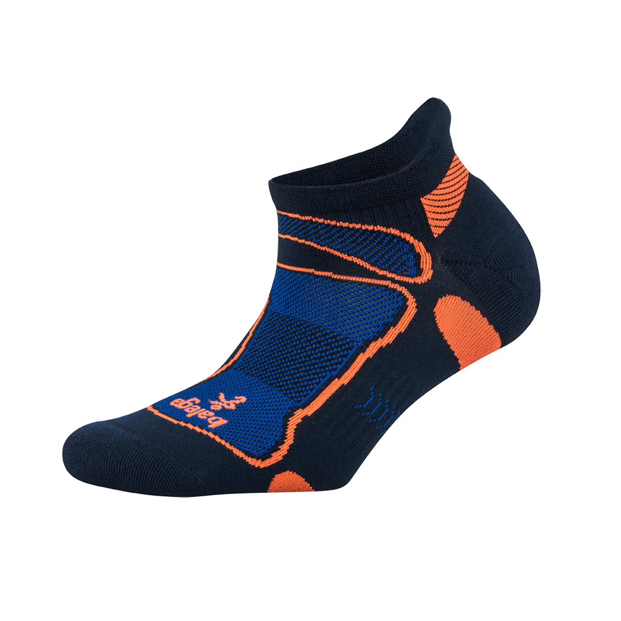 Balega UltraLite No Show Socks - Ink/Cobalt