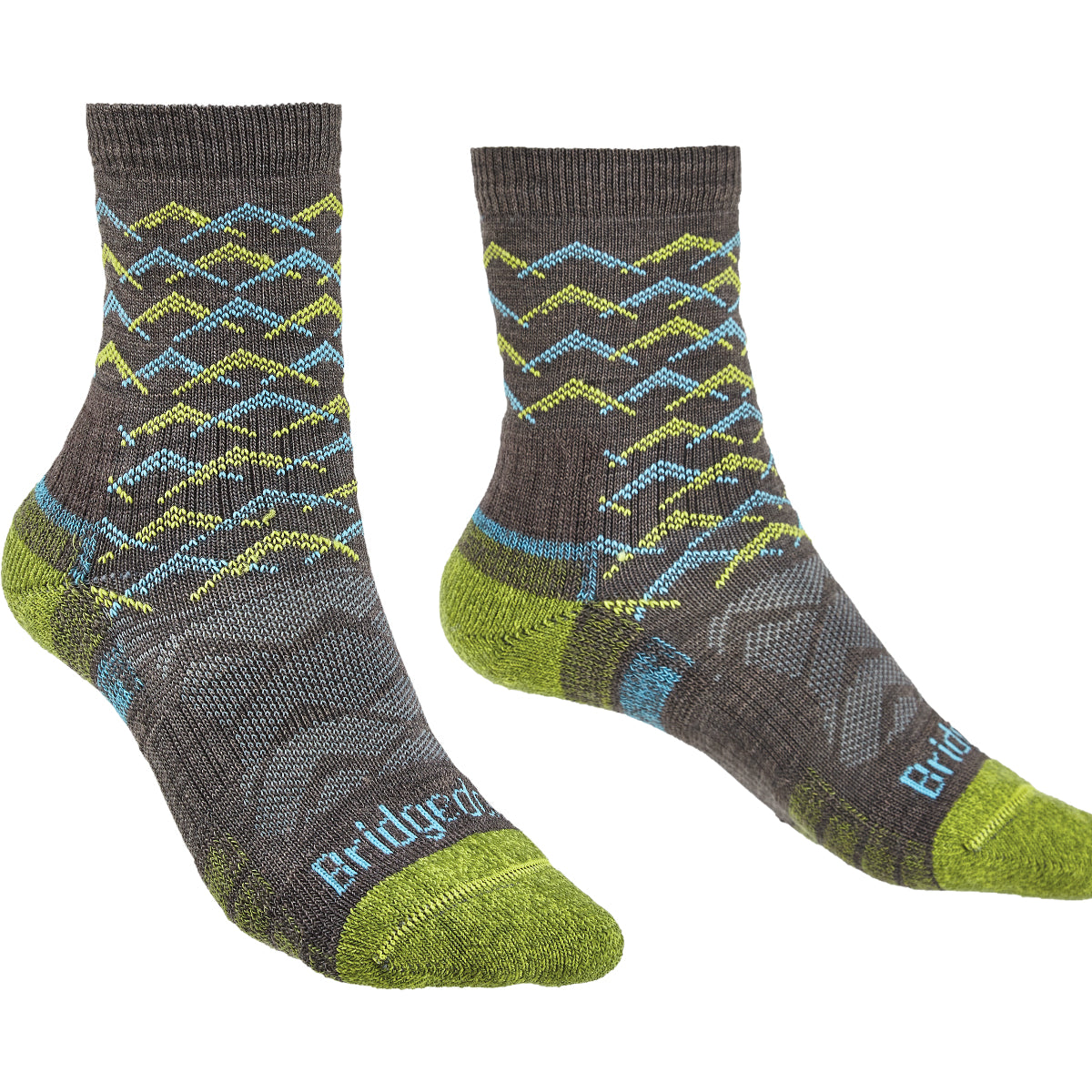 Bridgedale Women's MERINO HIKE Ankle Socks