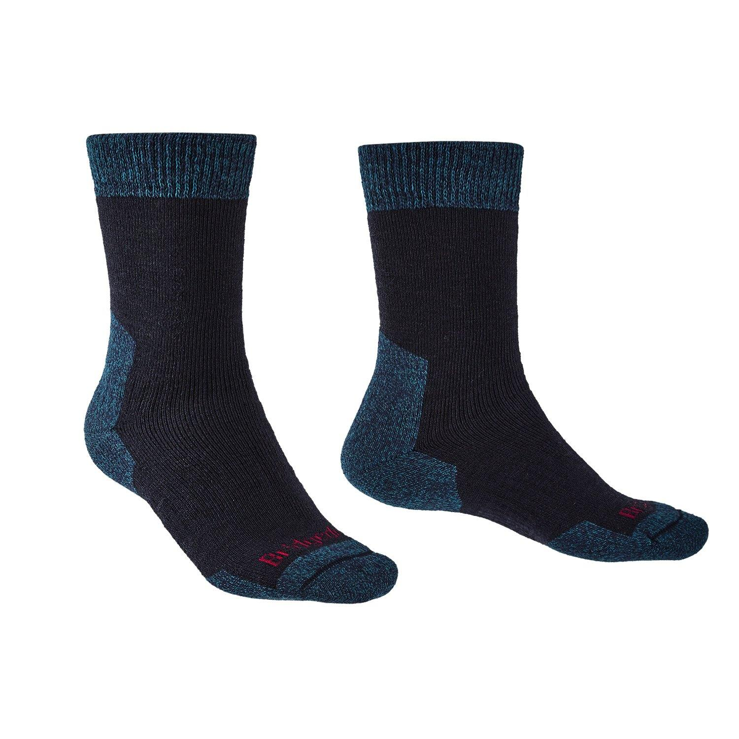Bridgedale MERINO EXPEDITION Comfort Socks (Navy)