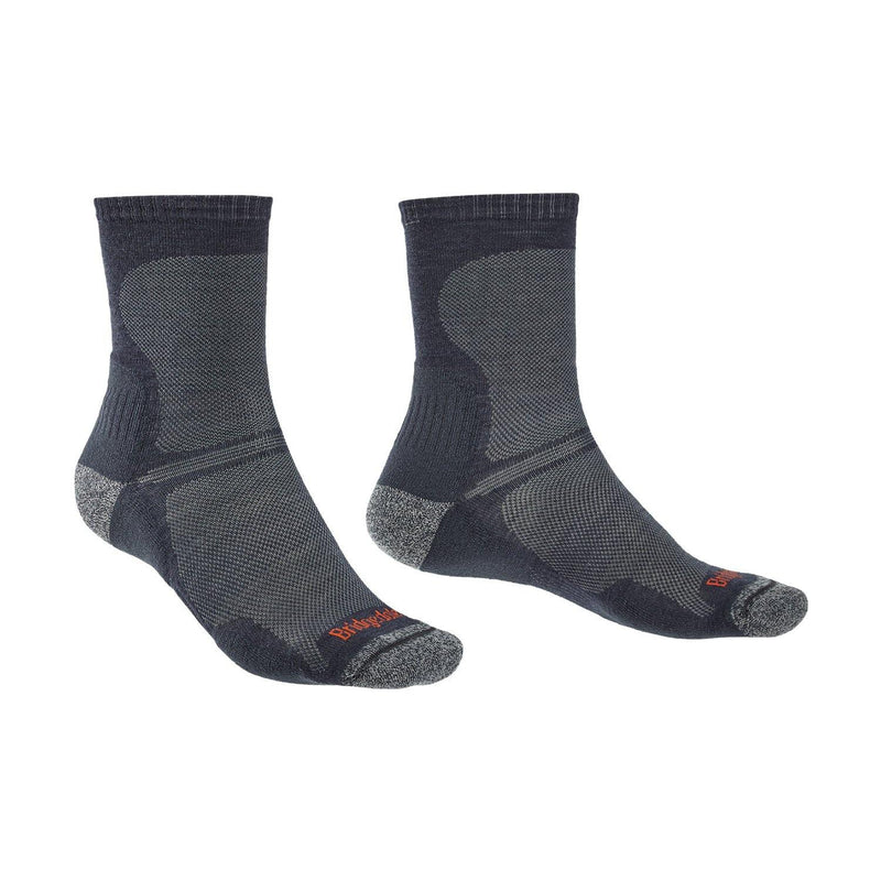 Bridgedale MERINO Performance HIKE Socks (Ultra Light Navy)