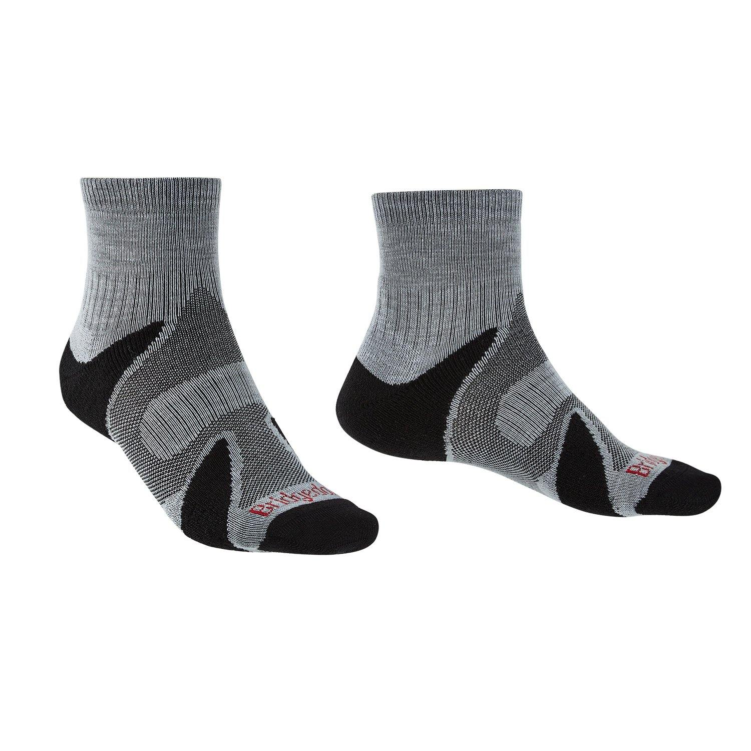 Bridgedale Men's MERINO Trail Sport Socks