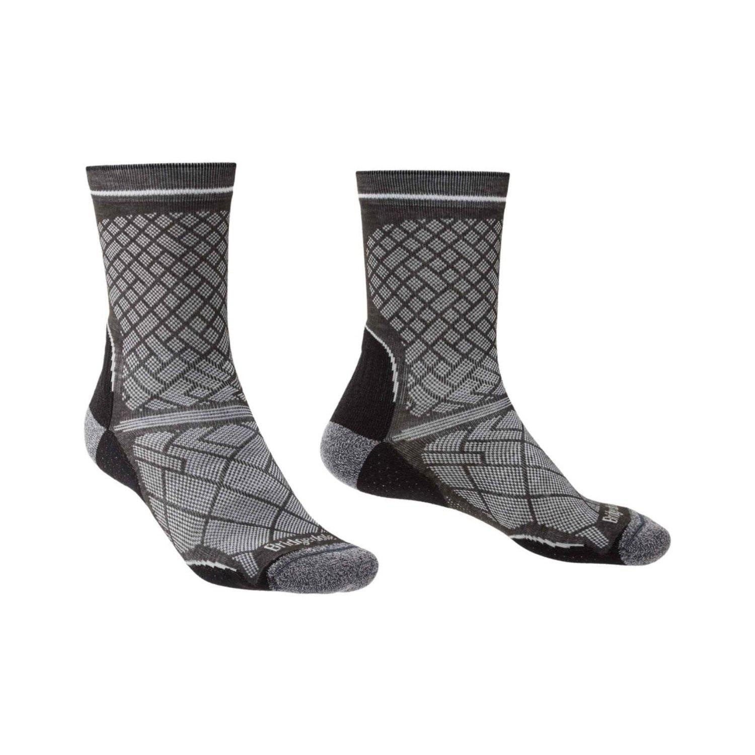 Bridgedale Men's COOLMAX Performance Ultra Light HIKE Socks