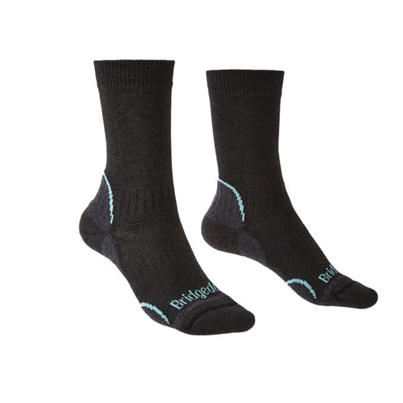 Bridgedale Women's COOLMAX Performance HIKE Socks