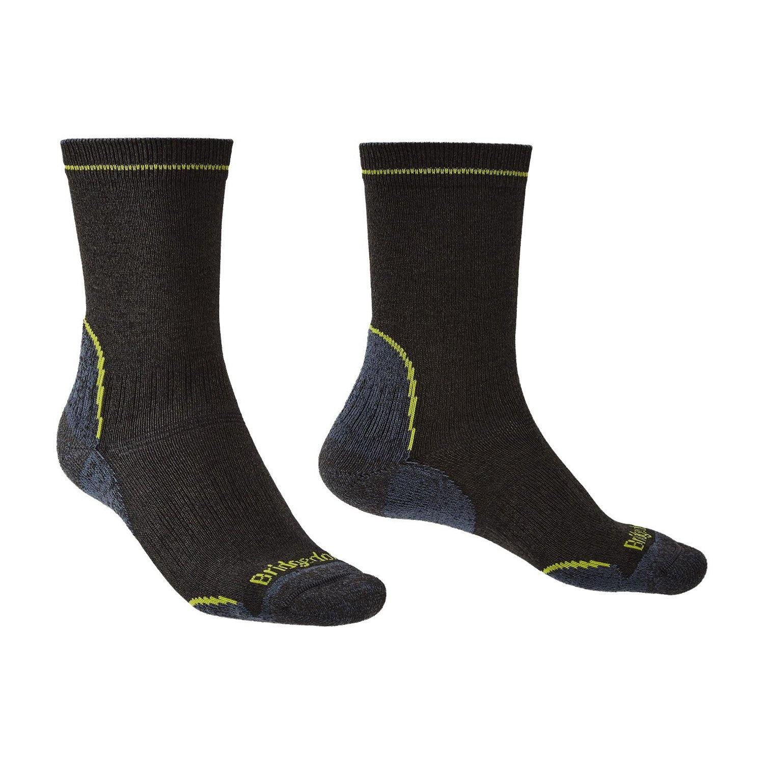 Bridgedale Men's COOLMAX Performance Light HIKE Socks