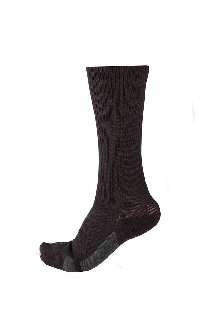 Pussyfoot Durasock Outdoor Comfort - Black
