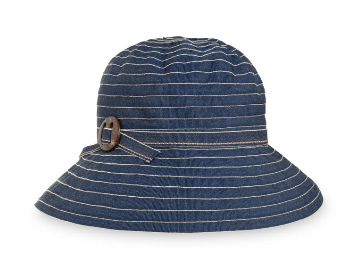 Emma Hat - Navy