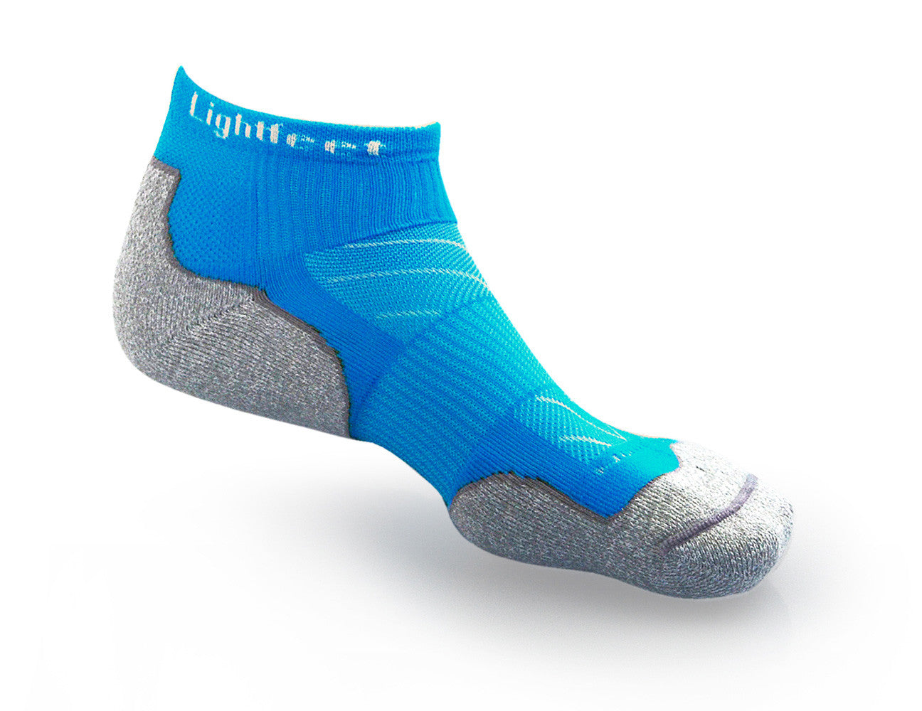 Lightfeet Evolution Mini-Crew - Aqua