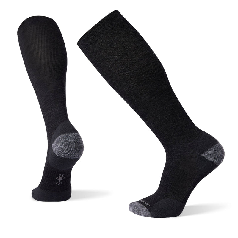 Smartwool Men's Wool Compression OTC Socks - Charcoal