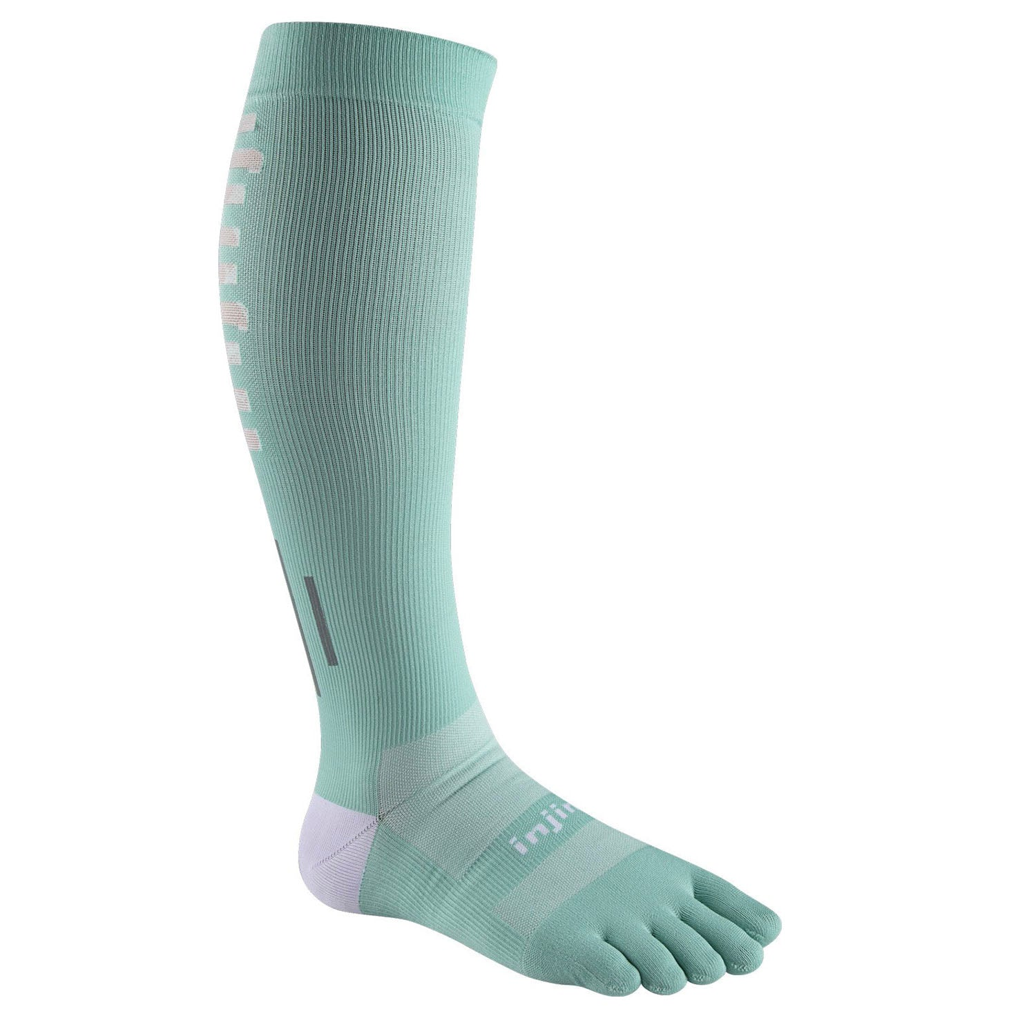 Injinji ULTRA Compression Women's Socks - Jade