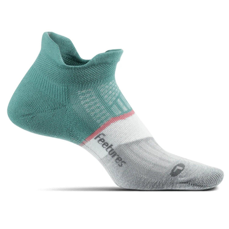 Feetures! ELITE Ultra Light Cushion No Show - Soft Moss