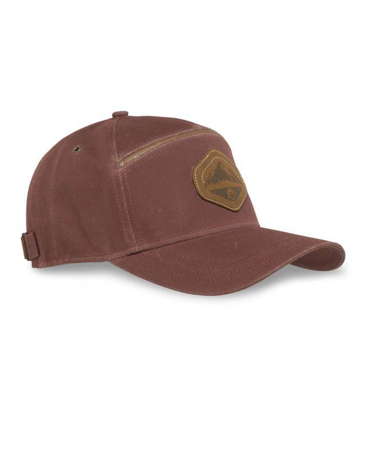 Field Cap - Redwood